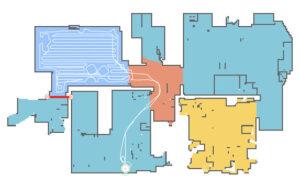 ロボロックのマップ機能